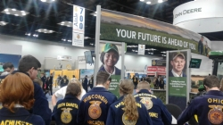 CHSAS Students Attend the FFA National Convention